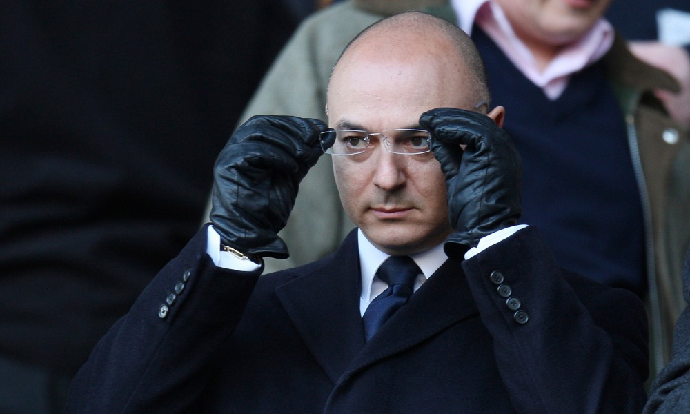 Tottenham chairman Daniel Levy is considering the appointment of an eighth Spurs manager in 12 years