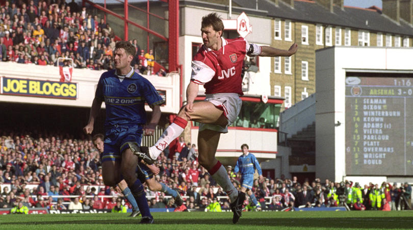 Soccer - FA Carling Premiership - Arsenal v Everton - Highbury Stadium